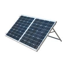 Ultimate Solar Panel by 80w Portable Folding Solar Panels Solar Innovations Wagan Tech