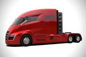 electric semi truck nikola one u201d first ever 2000 horsepower electric semi truck