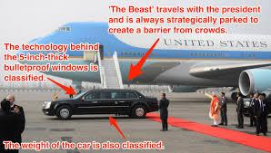 here u0027s the tech you the beast president u0027s limo business insider