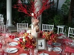 Coral Wedding Centerpiece Ideas by Under The Sea Theme Wedding Ideas Weddingbee