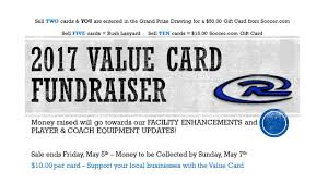 gift card fundraiser ankeny value cards