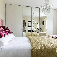 wohnideen small bedrooms weiß schlafzimmer mit spiegelschrank wohnideen living ideas