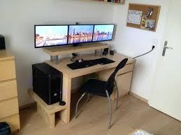 mobilier de bureau informatique meuble bureau informatique ikea ordinateur gracieux 201802 lisabo