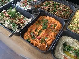 cuisine libanaise bruxelles buffet syro libanais à volonté ou au poids photo de l oriento