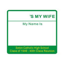 fundraising ideas for class reunions here s how to make name tags for class reunions class reunion