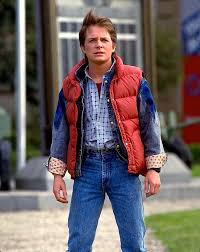 back to the future costume getting your marty costume fluxing