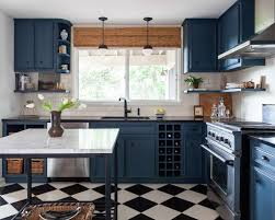 black and white kitchen floor images 13 beautiful kitchen floor ideas that are sure to the show