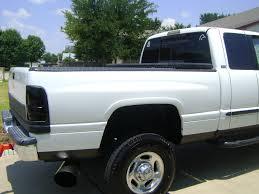 white truck bed liner spray bedliner on rocker panels experience dodge cummins