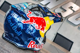 motocross helmet painting creativity the man behind al attiyah u0027s helmet designs