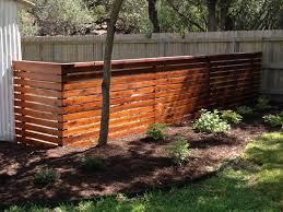 examples of wood fence styles completed by american fence and deck