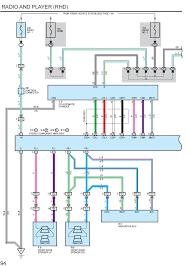 lexus radio wiring diagrams lexus wiring diagrams instruction
