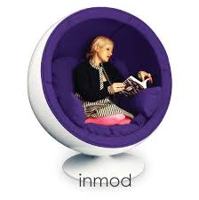 The Ball Chair By Eero Aarnio Eero Aarnio Iball Get Surround Sound The Ball Chair Becomes An Iball