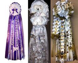 mums for homecoming homecoming garter tutorial maverick
