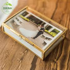 photo album personalized presentation box single small photo box photographer photo pack