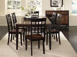 two tone dining room sets bristol point oe u2013 a america wood furniture