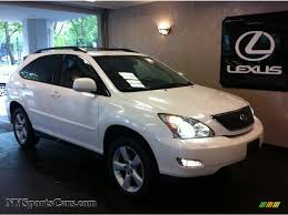 lexus rx for sale new york 2004 lexus rx 330 awd in crystal white pearl 024326