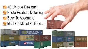 Shipping Container Home Design Kit Download Scale Shipping Container Models Home