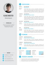 Lebenslauf Vorlage Normal Lebenslauf 6 Port Cv Template Resume Cv And