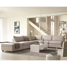 Wolf Furniture Outlet Altoona by Modern Armless Sectional By Scott Living Wolf And Gardiner Wolf