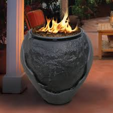 California Fire Pit by California Outdoor Concepts La Paz Fire Pit Transitional