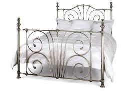 White Metal Kingsize Bed Frame Bed Frames Metal Frame King Size White Frames This Is In