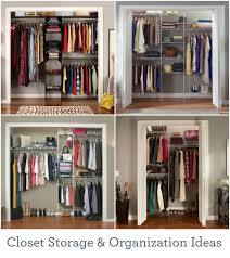 Recommendation Ideas For Organizing A Closet Roselawnlutheran Organized Closet Ideas Pictures
