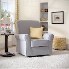 Swivel Glider Chair With Ottoman Swivel Glider Chairs Living Room Home Design Ideas