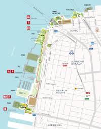 Brooklyn Zip Code Map by Brooklyn Bridge Park Map My Blog