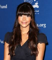 hairstyles for straight across bangs 80 sexy long hair ideas with bangs that you are sure to love bun