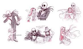 and sally sketches by briannacherrygarcia on deviantart