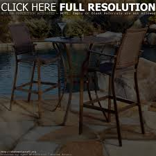 Tall Patio Furniture Sets - high top patio furniture set patio decoration