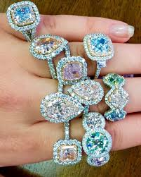 colored diamonds rings images 242 best natural fancy color diamond images diamond jpg