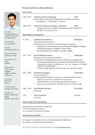 Entry Level Chemist Resume Sample Resume Format Images Combination Resume Format Resume