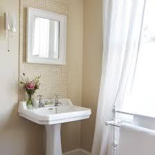 Bathroom Pedestal Sinks Ideas Pedestal Sink Backsplash Tile Bits Pinterest Pedestal Sink