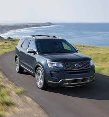 Ford Explorer Ecoboost - 2018 ford explorer suv features ford com