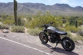 droog moto concepts honda cm400c scrambler