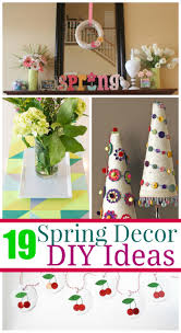 19 spring decor diy projects
