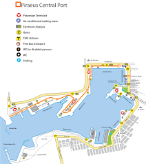 Athens Metro Map by Port Of Piraeus U2013 Tips On Athens Port And Cruise Terminal For