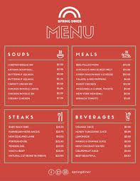 10 menu design hacks restaurants use to make you order more u2013 learn