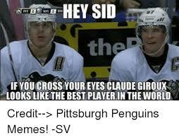 Pittsburgh Penguins Memes - 25 best memes about pittsburgh penguins memes pittsburgh