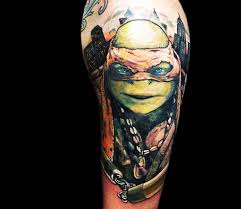 mutant ninja turtles tattoo by vlad tokmenin photo no 16306