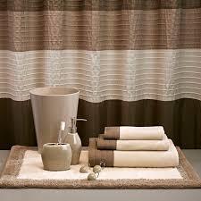 Neutral Shower Curtains Contemporary Design Neutral Shower Curtain Clever Shopko