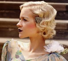 1920s finger waves and pin curls hairstyle tutorial hairstyle