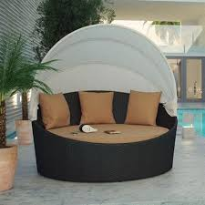 Outdoor Canopy Daybed Top Trending Outdoor Furniture The Mine
