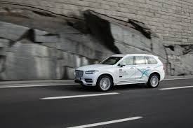 Volvo Is Sending 100 Self Driving Cars To China For Testing The