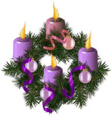 advent wreath candles wreath