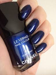blue notes de chanel u2013 fortissimo collection 2015 u2013 painted nails