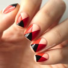 30 red and black nails designs 2017 best nail arts 2016 2017