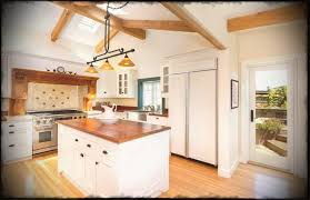 white kitchen island with butcher block top size of countertops backsplash leaves decorative