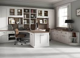 Design Your Own Home Office Furniture Fitted Home Office Furniture That Makes Work A Pleasure